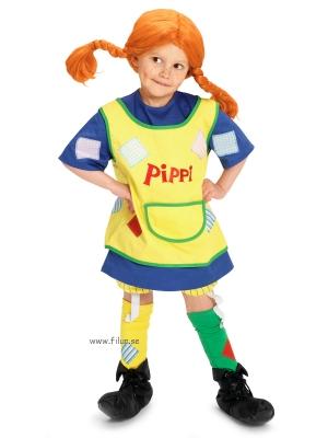 Pippi Långstrump Kläder, 120-130 cl
