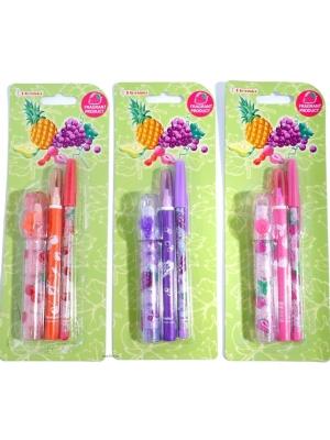 Luktset med 2 luktpennor och 1 luktsuddigum
