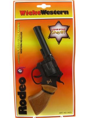 Wicke Western Revolver / Knallpulverpistol 100-skott - Rodeo
