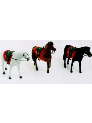 Häst för Barbie dockor 25 cm