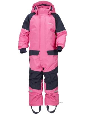 Didriksons Bille Overall Lollipop Pink