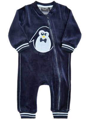 Overall Velour Pingvin