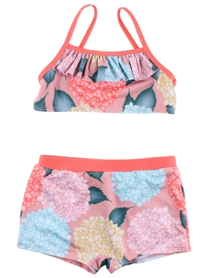 Small Rags Bikini Blommig UV-50 OEKO-TEX