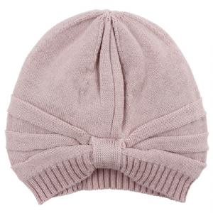 Mössa 100% Wool - Rosa