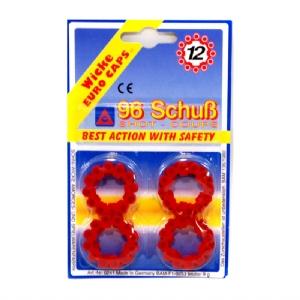 Knallpulverskott 12-ring / Skott för knallpulverpistol
