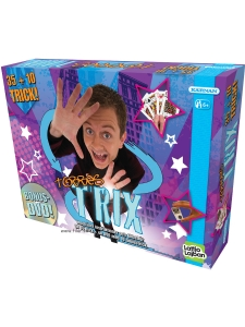 Tobbes Trix / Tobbes Trollerilåda m dvd
