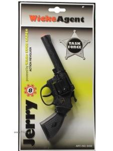 Wicke Agent KnallpulverPistol 8-Skott - Jerry