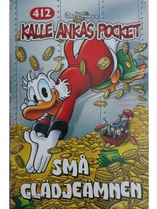 Kalle Ankas Pocket Nr 412