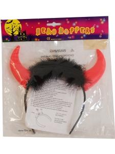 Djävuls Horn med blink
