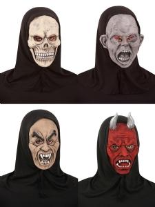 Halloween Mask - flera olika