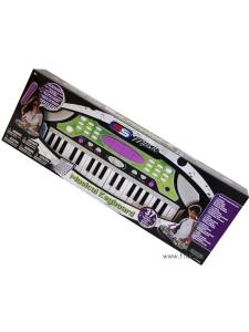 Keyboard med Mikrofon 37 tangenter