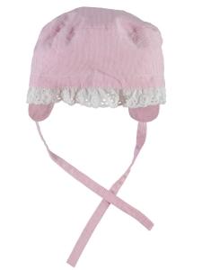 Hätta/Hatt Iben rosarandig 45/47 cm