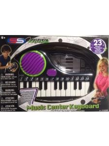 Keyboard 23 tangenter ca 25cm