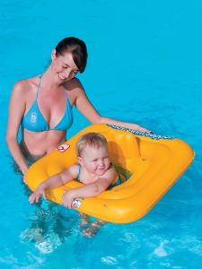 Babysimring / Simhjälp baby 69*69cm