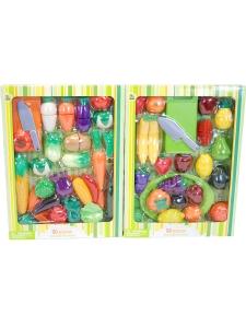 Lekmat frukt/grönt 30 delar
