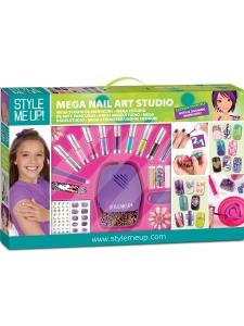 Style Me Up Mega Nail Art Studio