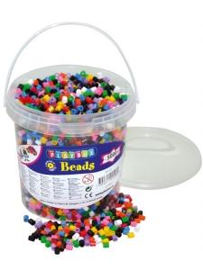 Pärlplatte Pärlor i burk 5000 st
