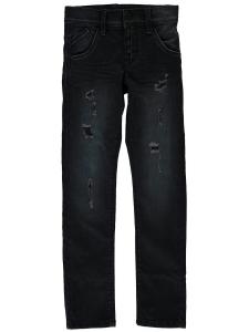 Jeans nitToby mörkdenim X-Slim 110 cl