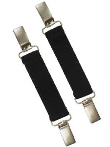 Vanthållare nitMips svart 2-pack
