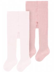 2-pack Strumpbyxor nitSmil rosa
