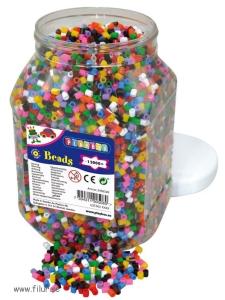 Pärlplattepärlor / Pärlor i burk 15.000