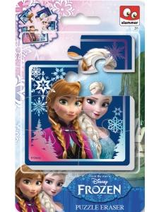 Frost Pusselsudd / Suddigummi Frozen