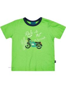 Me Too T-shirt Klaus246 grön m motorcyke