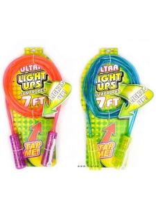 Hopprep med ljus - 215 cm