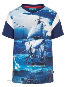 Me Too T-shirt Lasse279 v-ring m piratfo