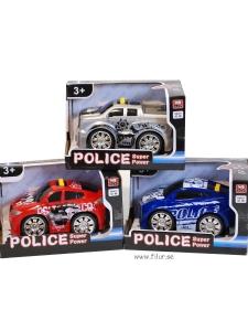 Bil Polis B/O 16cm