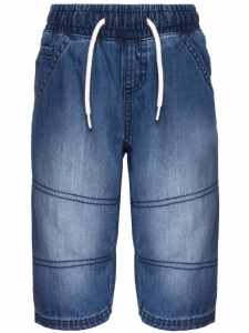 JeansKnickers nitAben denimblå