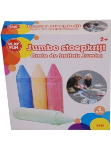 Gatukritor Jumbo 4-p