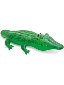 Uppblåsbar Krokodil 168*86 cm