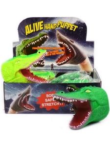 Handdocka Krokodil