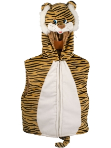 Tigerdräkt 3-6 år