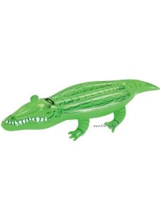 Uppblåsbar Krokodil 167*89 cm