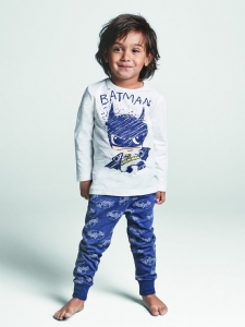 NIGHTSET BATMAN Mike 2-delad Pyjamas