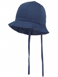 Solhatt Fafypsi Marinblå UV50+