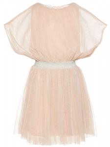 Name It Rosa Glitterklänning Iella