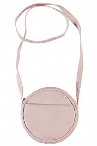 HandVäska nitacc-Round bag rosa