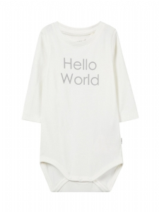 NBNDELUFIDO Body Noos EKO - Hello World