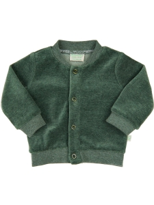 Cardigan LS Velour