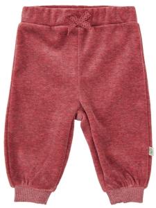 Pants velour