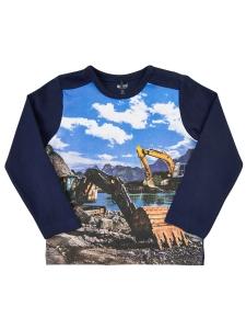 MeToo T-shirt LS Grävmaskin
