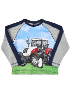 MeToo T-shirt LS Traktor
