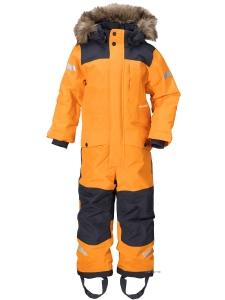 Didriksons Björnen Fodrad Overall Orange