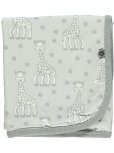 Småfolk Babyfilt Sophie La Girafe EKO