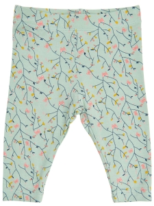 Minymo Leggings Turkos BAMBU
