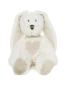 Teddykompaniet Teddy Cream Kanin Hjärta