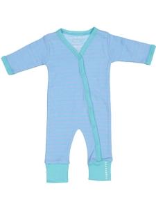 Geggamoja Prematur Suit L.Blå/Turkos